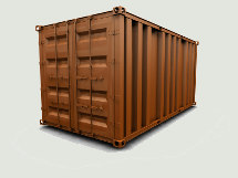 used cargo shipping containers